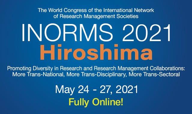 INORMS 2020 Hiroshima, Japan